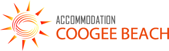 Coogee Beach Accommodation Logo