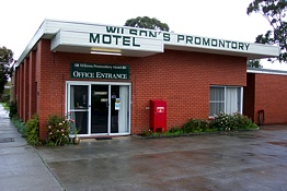 Wilsons Promontory Motel - Coogee Beach Accommodation