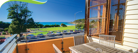 Lorne Beachfront Accommodation - Coogee Beach Accommodation