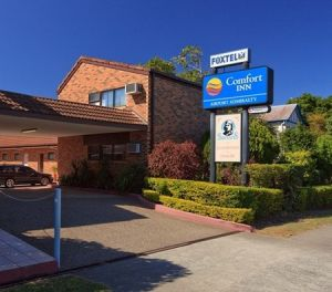 Airport Admiralty Motel - Coogee Beach Accommodation