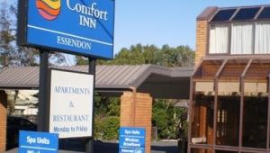 Comfort Inn  Suites Essendon - Coogee Beach Accommodation