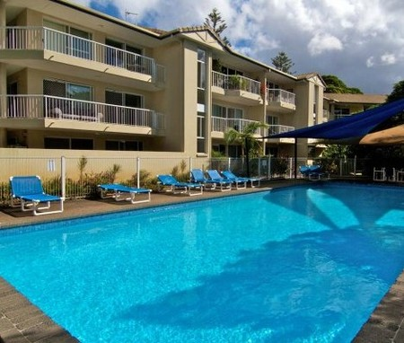 Paradise Grove Holiday Apartments - Coogee Beach Accommodation