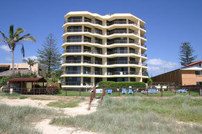 Spindrift On The Beach - Coogee Beach Accommodation