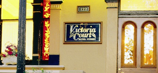 Victoria Court Hotel - Coogee Beach Accommodation