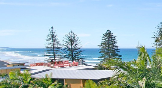 Surf Dance Holiday Units - Coogee Beach Accommodation