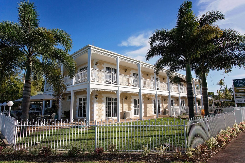 White Lace Motor Inn - Coogee Beach Accommodation