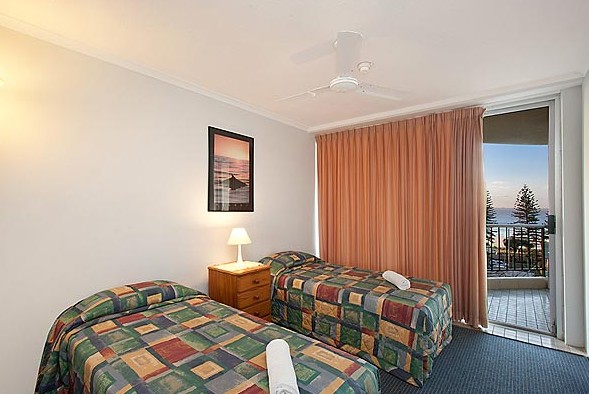 Rainbow Commodore Holiday Apartments - Coogee Beach Accommodation