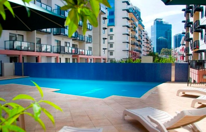 Mounts Bay Waters Apartments - Coogee Beach Accommodation