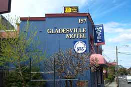 Gladesville Motel - Coogee Beach Accommodation