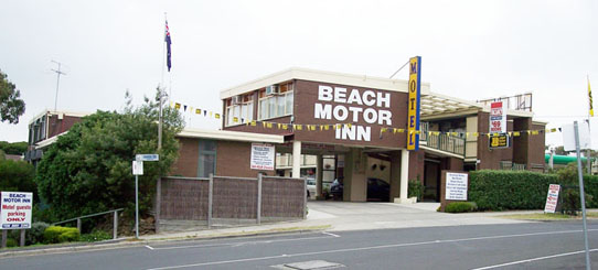 Beach Motor Inn - Coogee Beach Accommodation