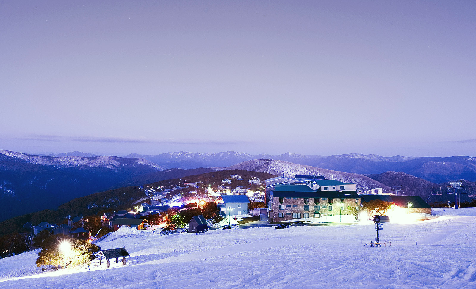Arlberg Hotel Mt Buller - Coogee Beach Accommodation