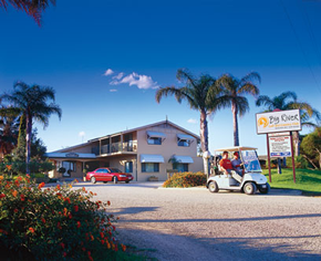 Big River Motor Inn - Coogee Beach Accommodation