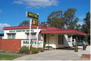 GLENROWAN KELLY COUNTRY MOTEL - Coogee Beach Accommodation