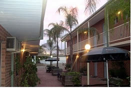 Yarrawonga Central Motor Inn - Coogee Beach Accommodation