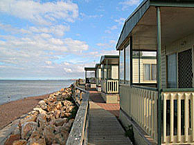 Stansbury Foreshore Caravan Park - Coogee Beach Accommodation