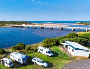 Peterborough Caravan Park - Coogee Beach Accommodation