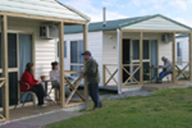 Discovery Holiday Parks Devonport Cosy Cabins - Coogee Beach Accommodation