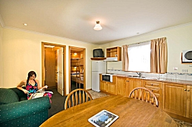 Leisureville Caravan Park - Coogee Beach Accommodation