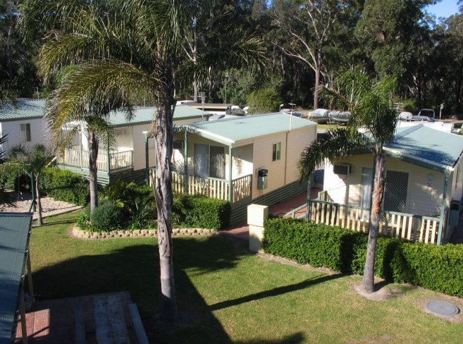 Jervis Bay Caravan Park - Coogee Beach Accommodation