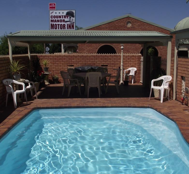 Country Manor Motor Inn - Coogee Beach Accommodation