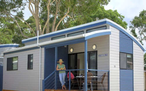 Shoal Bay Holiday Park - Port Stephens - Coogee Beach Accommodation