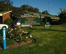 Greenways Holiday Units - Coogee Beach Accommodation