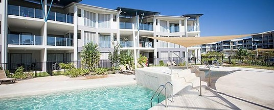 Pavillions on 1770 - Coogee Beach Accommodation