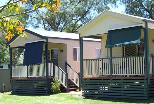 Dalby Tourist Park - Coogee Beach Accommodation