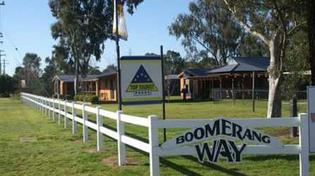 Boomerang Way Tourist Park - Coogee Beach Accommodation