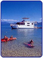Hinchinbrook Rent A Yacht And House Boat - Coogee Beach Accommodation