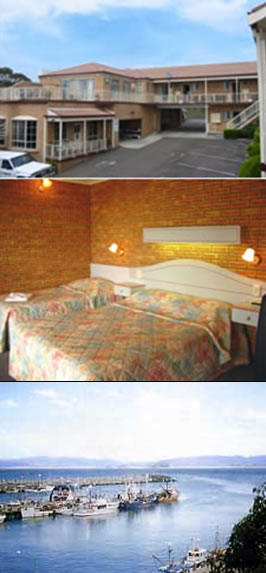 Twofold Bay Motor Inn - Coogee Beach Accommodation