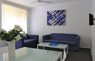 Ocean Park Motel And Holiday Apartments - Coogee Beach Accommodation