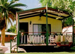 Swan Hill Riverside Caravan Park - Coogee Beach Accommodation