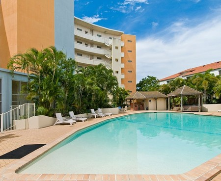 Rays Resort Apartments - Coogee Beach Accommodation