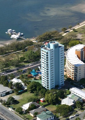 Palmerston Tower - Coogee Beach Accommodation