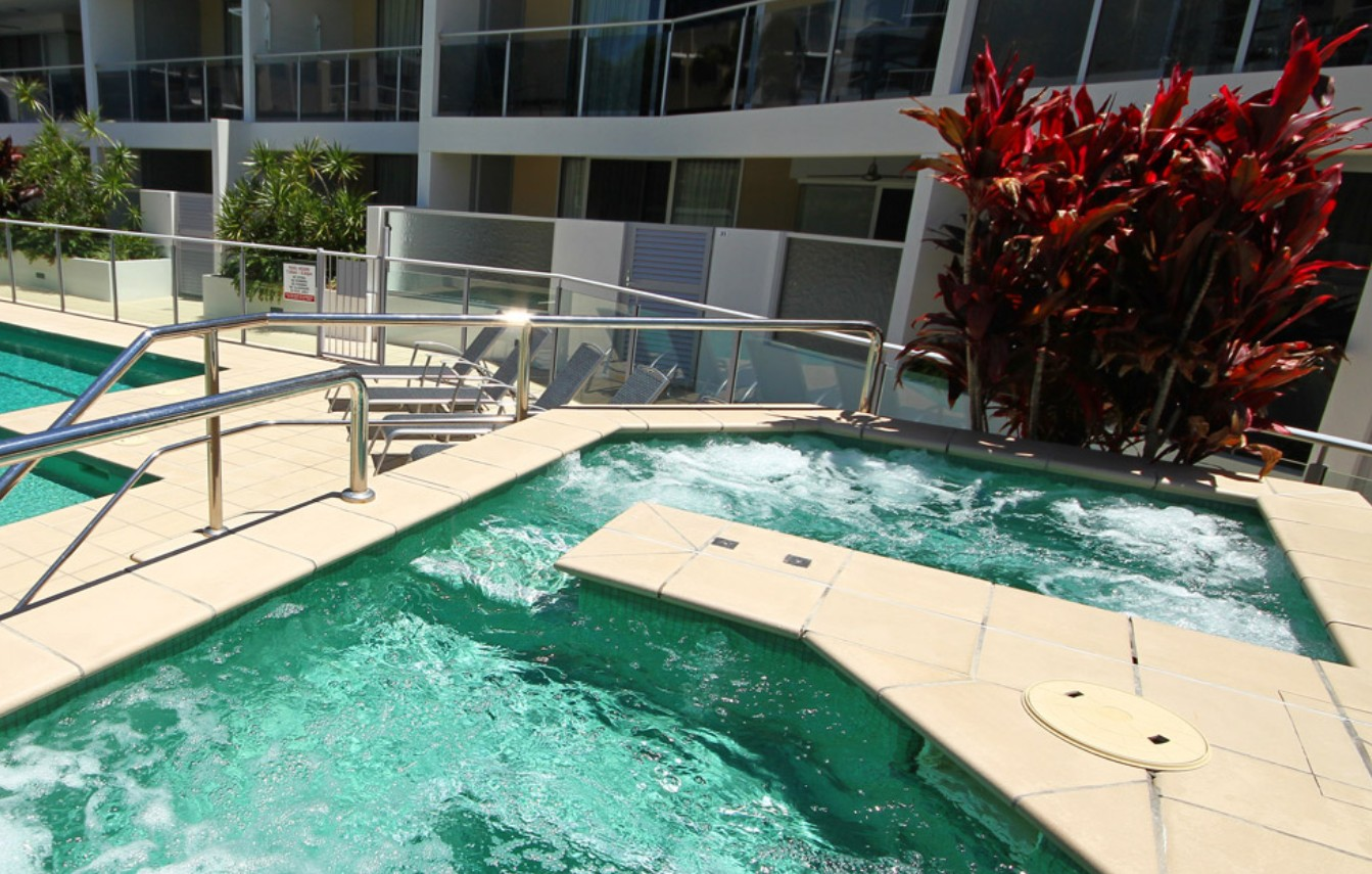 Coolum Seaside Apartments - Coogee Beach Accommodation