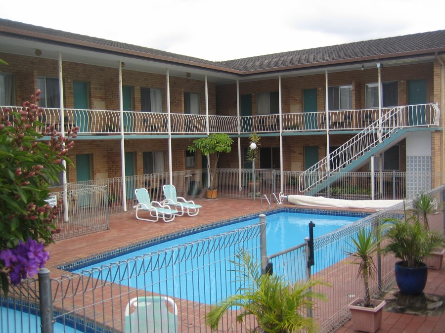 The Coasters Motel - Coogee Beach Accommodation