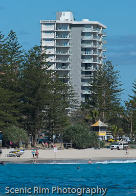 Pacific Regis Beachfront Apartments - Coogee Beach Accommodation