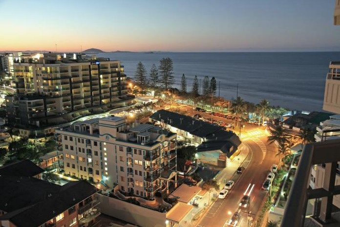 Aegean Apartments Mooloolaba - Coogee Beach Accommodation