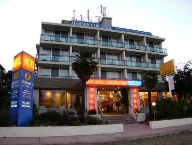 Addisons On Anzac - Coogee Beach Accommodation