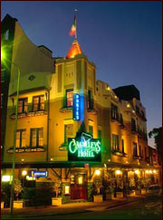 O'Malleys Hotel - Coogee Beach Accommodation