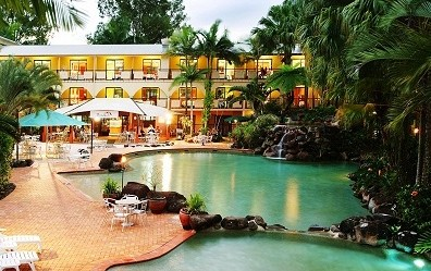 Palm Royale Cairns - Coogee Beach Accommodation