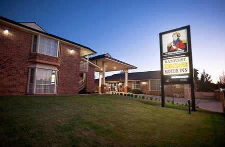Bathurst Heritage Motor Inn - Coogee Beach Accommodation