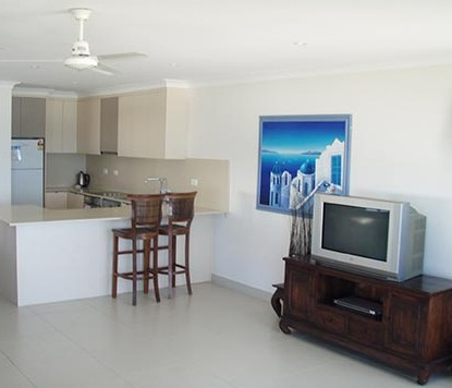 Paros On The Beach - Coogee Beach Accommodation