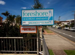 Foreshore Apartments Mermaid Beach - Coogee Beach Accommodation