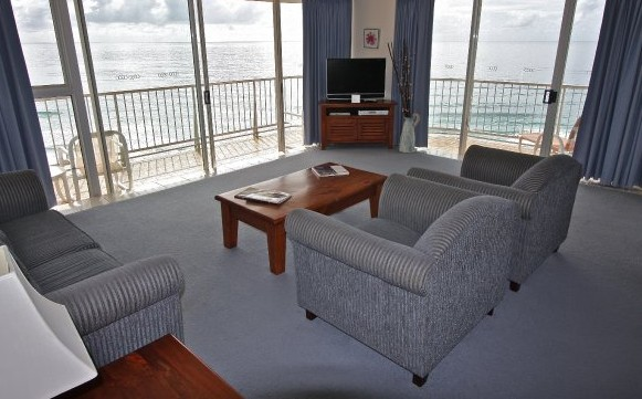 Talisman Holiday Apartments - Coogee Beach Accommodation