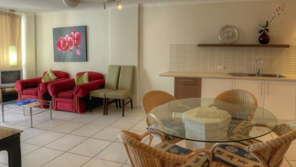 View Pacific Holiday Apartments - Coogee Beach Accommodation