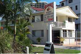 Seashell Holiday Apartments - Coogee Beach Accommodation