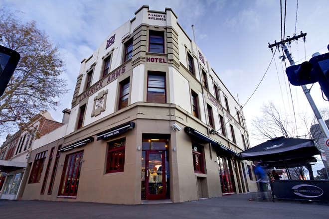 The Limerick Arms Hotel - Coogee Beach Accommodation