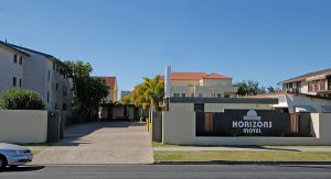 Horizons Motel - Coogee Beach Accommodation